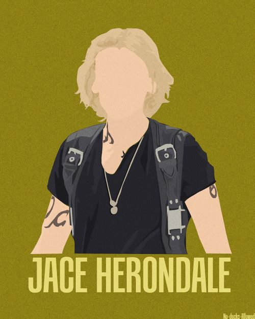 I know that he is really Jace Herondale, but he will always be Jace Lightwood to me. Family is those who are there for you when times are tough.