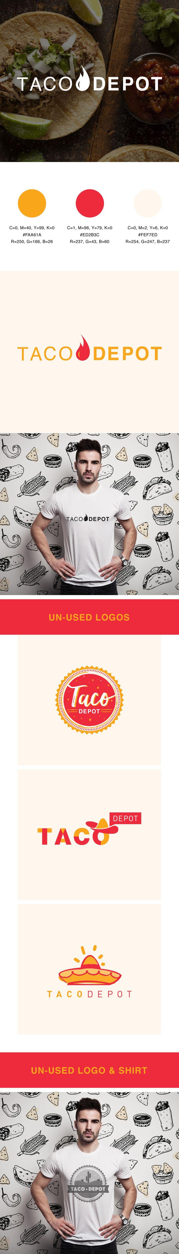 Taco Chata Branding on Behance