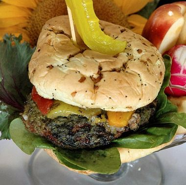 Winning recipes from the NYS Fair for burgers, pies, and tarts!