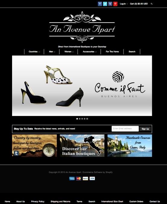 45 best ecommerce website images on pinterest design for Number 1 online shopping site