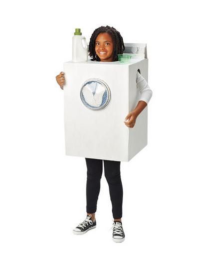 Washing Machine | Think inside the you-know-what this October 31.