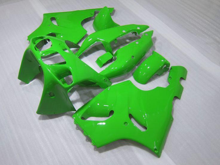 K7603 Green Fairing Kit FOR Kawasaki ZX7R fairing  ZX750 1996 - 2003 96 97 98 99 00 01 02 Ninja ZX 7R #Affiliate
