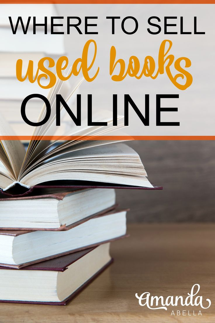 Selling used books is a great way to make extra money. Here are some of the places where you can get the highest payouts for your used books. http://www.amandaabella.com/selling-used-stuff-online/