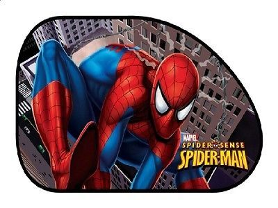 2 x #spiderman car #window sun #shades,  View more on the LINK: http://www.zeppy.io/product/gb/2/182118004121/