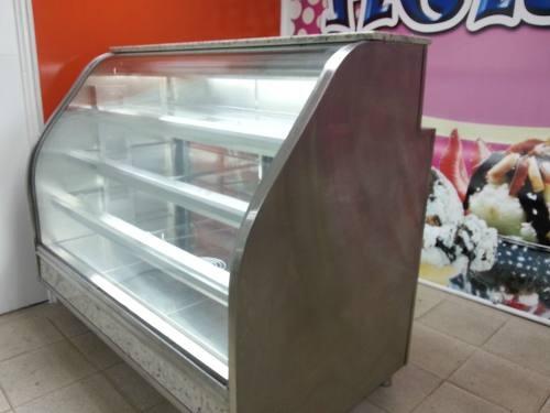Nevera Pastelera Nueva Tope De Marmol Marca Fanpa