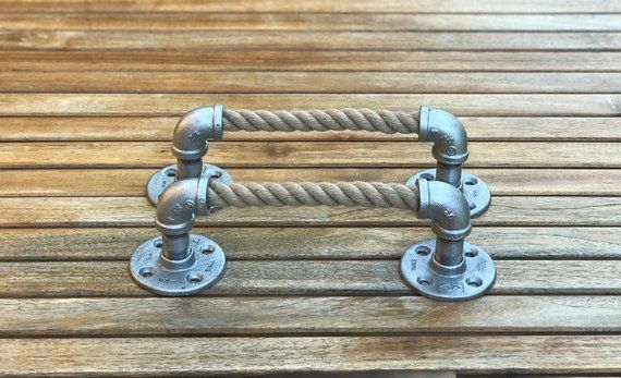 Barn Door Handle Door Hardware Rope Door Handle Railing Etsy Barn Door Handles Door Handles Barn Door Hardware