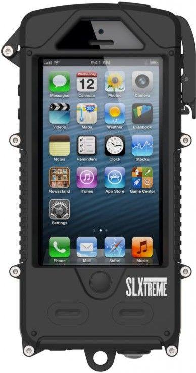 Obudowa typ IP68 dla iPhone 5/5s solarna z baterią