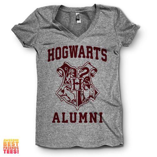 Hogwarts Alumni – Awesome Best Friends' Tees