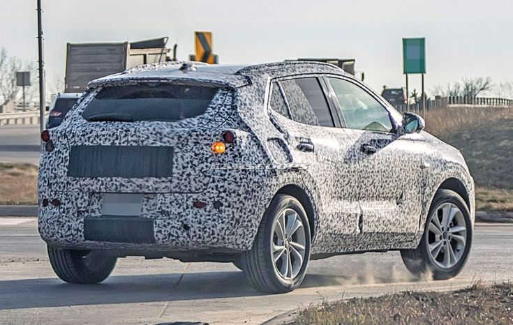 Mokka X Edition From Opel Will Have A New Model For The 2020 Year The 2020 Opel Mokka X Will Show Up In The Uk As Vauxhall Mokka X Read The Full