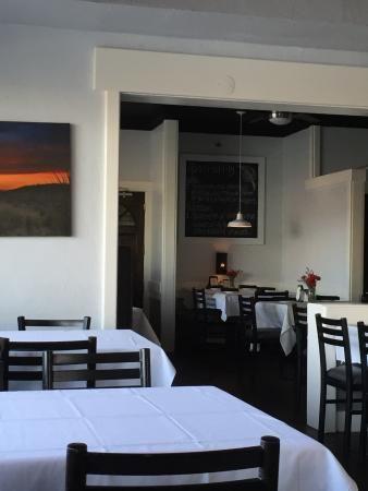 Restuarant interior, Hooked, Ocean City, MD