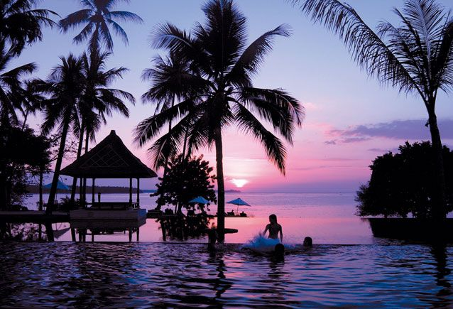 Lombok Oberoi. Bliss