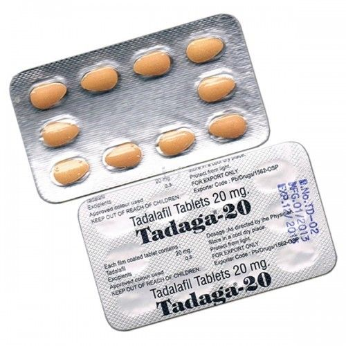 The method of activity of hostile to feebleness drug Tadalafil 20mg (tadaga) is super quick. It is a direct result of the concoction part of the prescription. Amazingly the center part is loaded with tadalafil that makes this medication exceptionally uncommon and novel in its working instrument. You can have better and waiting result as a result of the concoction utilized as a part of the medication.