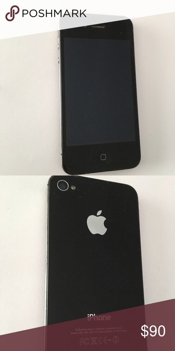iPhone 4 iPhone 4 for sale! 16 Gb, black, unlocked. Other