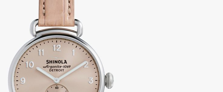 Women's Watches | Free Shipping + Free Returns on Shinola Watches for Women - (Page 2) | Shinola Detroit®