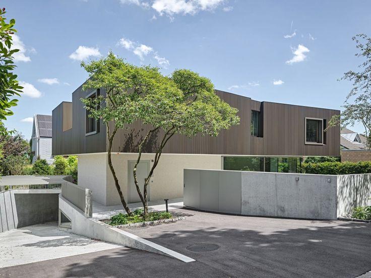 SCHNEIDER & SCHNEIDER . House S . Aarau  (1)