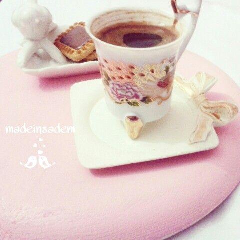 Bir akşam kahvesi