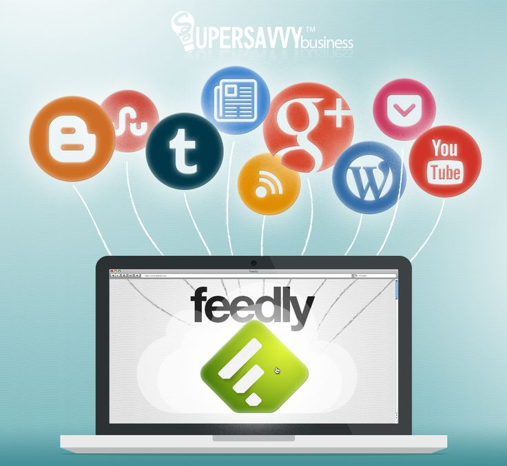 3 ways to use #Feedly to come up with content ideas.  #content #ideas
