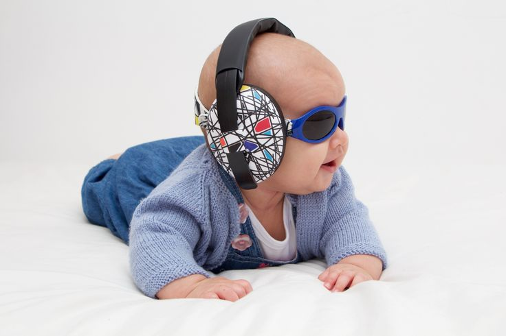 Baby Banz Mini Muffs in 'Squiggle' from the Patternz range - saving the hearing of our little ones in style! Suit under 2 years, $49.99: get yours here: http://babybanz.co.nz/product_info.php?cPath=156&products_id=1269