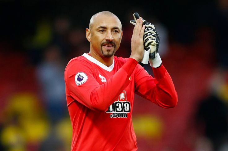 Premier League goalkeepers are the best in the world according to Watford stopper Heurelho Gomes