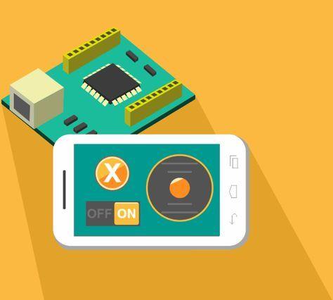 Дистанционное управление Arduino - RemoteXY