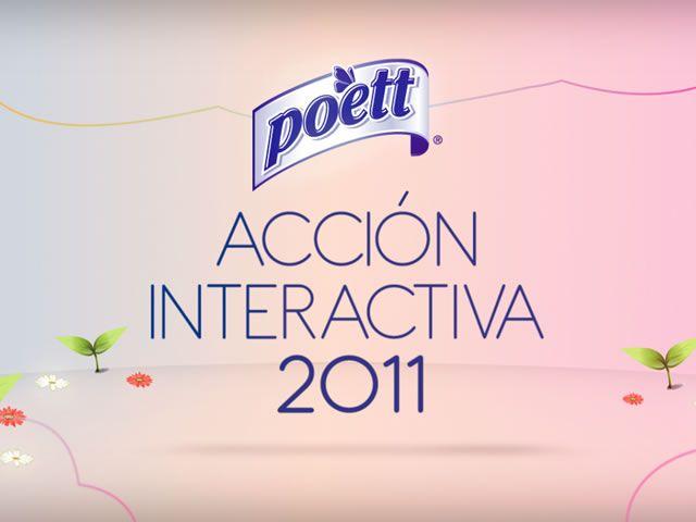 """http://estudiodarma.com.ar/trabajos.php?categoria=animacion&id=39  Poett - """"Música en Primavera 2011""""  Pieza audiovisual desarrollada para la agencia """"Humo Rojo"""", en el marco de la campaña """"Música en Primavera 2011"""", realizada para la firma """"Poett"""". Basados en el material de diseño provisto por el cliente, Darma Motion & Design realizo la animación integral, edición y Postproducción del proyecto.  Postproducción y Motion Graphics."""