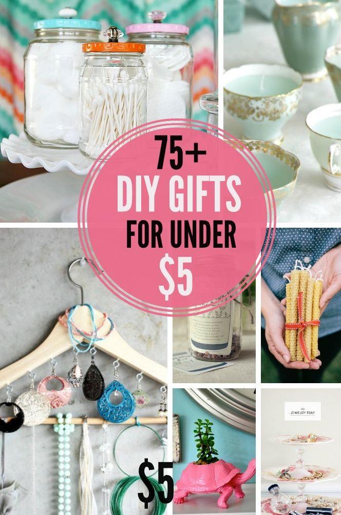 75+ DIY Gift Ideas