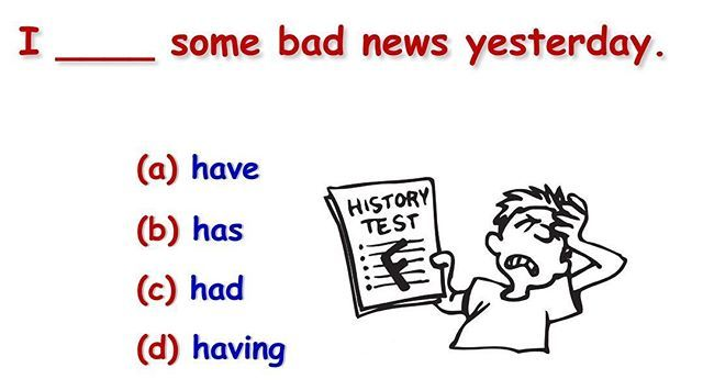 Do You Know The Answer Bad News Did You Know Answers