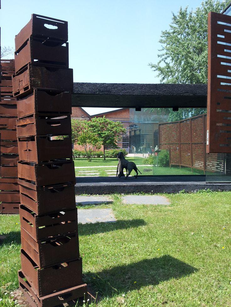 Avete mai trascorso un pomeriggio di relax nei fantastici giardini di #Thetis in #ArsenaleVenezia? Vi aspettiamo il 25 e 26 aprile 2015!