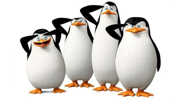 » Les Pingouins de Madagascar » de Simon J. Smith