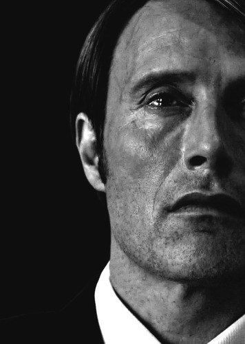 Seriously? SERIOUSLY??  (...just stuff that's in my head on an almost daily basis, Caroline Charles Leigh).   Mads Mikkelsen as Hannibal