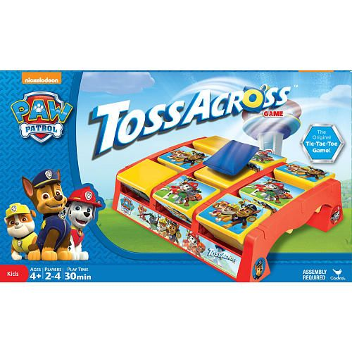 Paw Patrol Toy For Everyone : Paw patrol toss across game toys r us cardinals