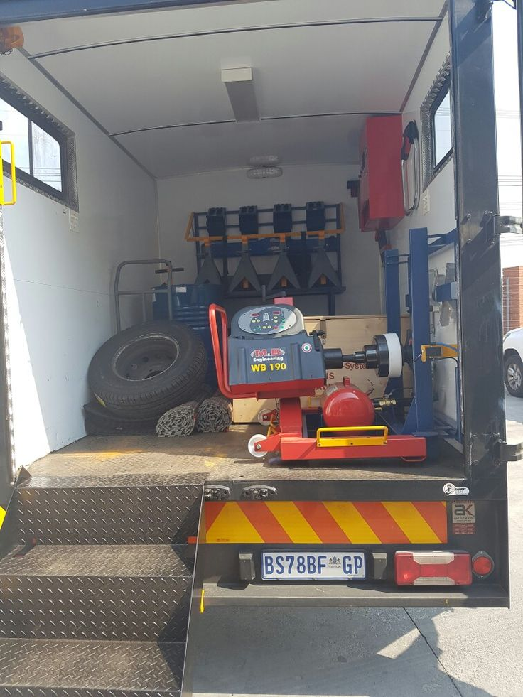 Michelin Vehicle supplied by Equipment Africa