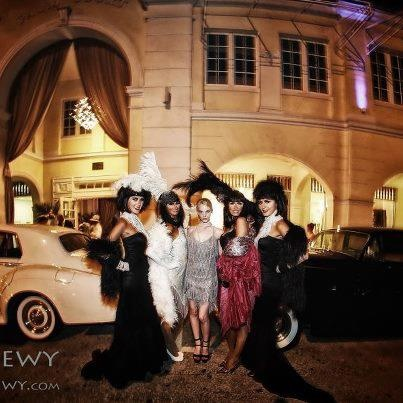 Great Gatsby Dinner Party | Great Gatsby Party | Pinterest