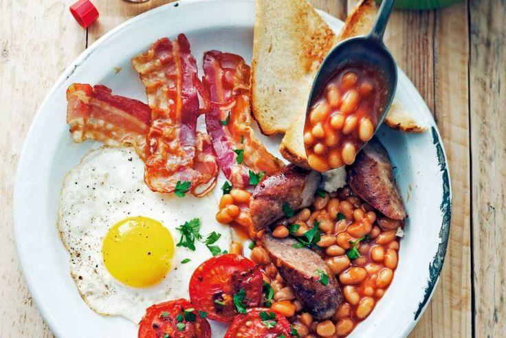 Ooit bedacht als stevig ontbijt voor Engelse mijnwerkers. Nu gewoon om van te genieten; of je nou zwaar werk doet of niet. - Recept - Allerhande