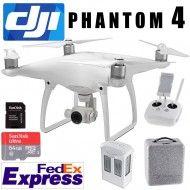 #http://www.yitamotor.com/  DJI Phantom 4 QuadCopter Pro GPS Phantom4 w/ 4K HD Camera & Gimbal UAV Fedex Express + SanDisk 64GB microSDXC Memory Card