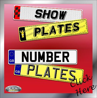 Car reg ##plates, #registration ##plates, uk, show #plates,  View more on the LINK: http://www.zeppy.io/product/gb/2/181883601234/