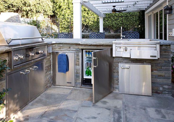Amazing outdoor kitchen design