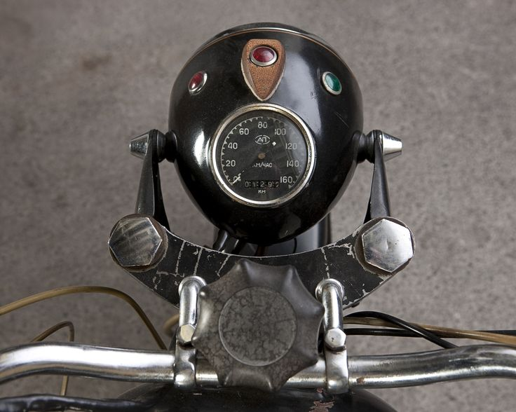 1955 IZH M47 350CC Dual Port Single 2 Stroke — The 1 Moto