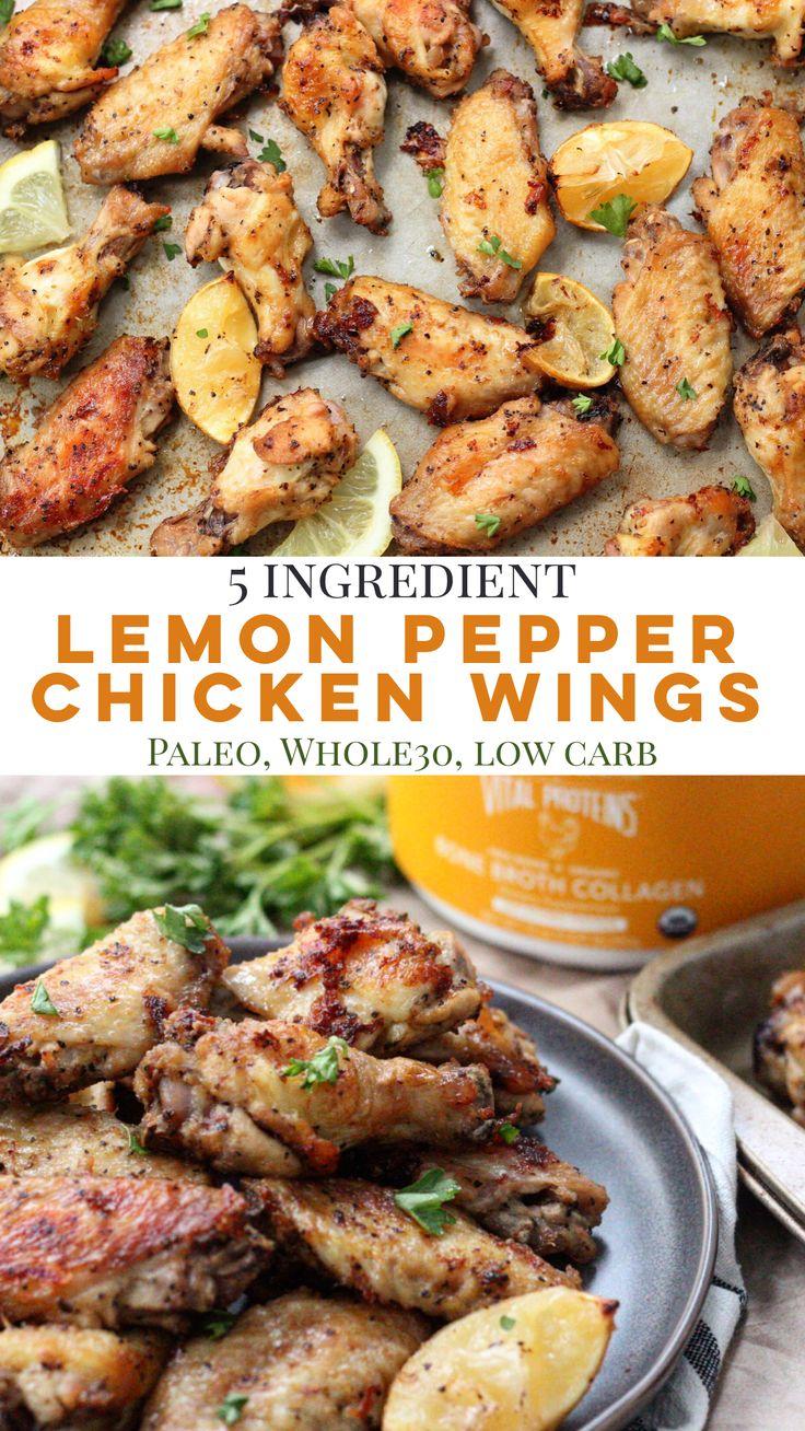 Best 25+ Lemon pepper chicken wings ideas on Pinterest ...