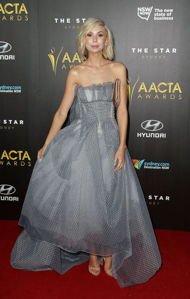 2015 aacta awards | abby earl