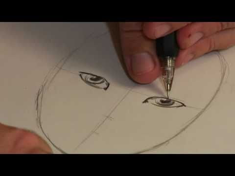 ▶ Drawing Lessons : How to Draw Common Asian Features - YouTube