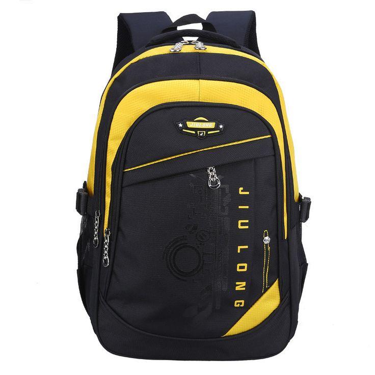 High Quality School Bags for Boys Girls Children Backpacks Primary Students Backpack Waterproof schoolbag kids book bag mochila