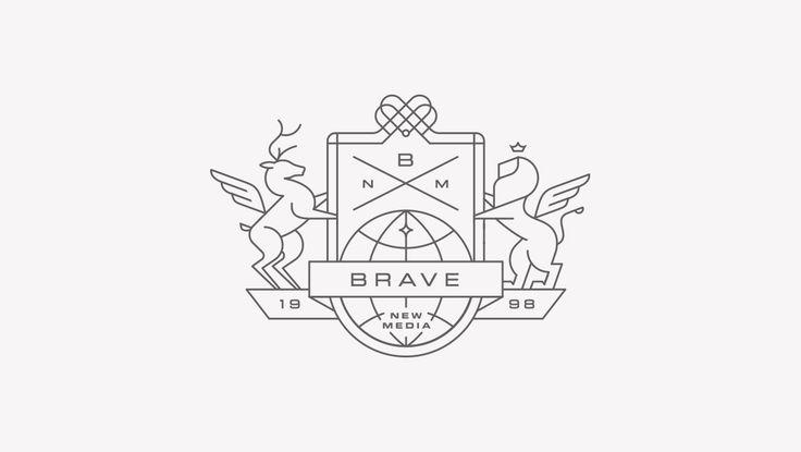Brave New Media | Studio MPLS | Package Design, Logo Design, Brand Development | Minneapolis