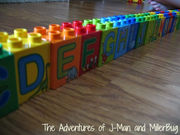 LEGO DUPLO Blocks!  #LEGODUPLOplay