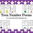 Do your children struggle with learning to read/write/say numbers in the 'teens
