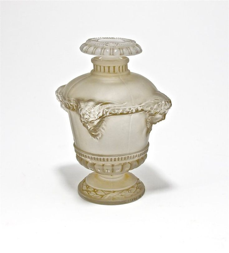 Botellas de perfume vintage lalique