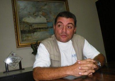 Jóse Antonio López Linares, sobreviviente. Foto: Luis Molero.
