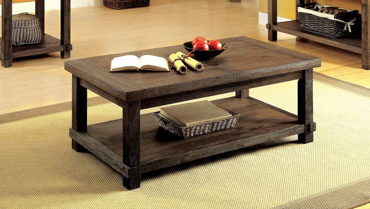 Pondo Transitional Coffee Table