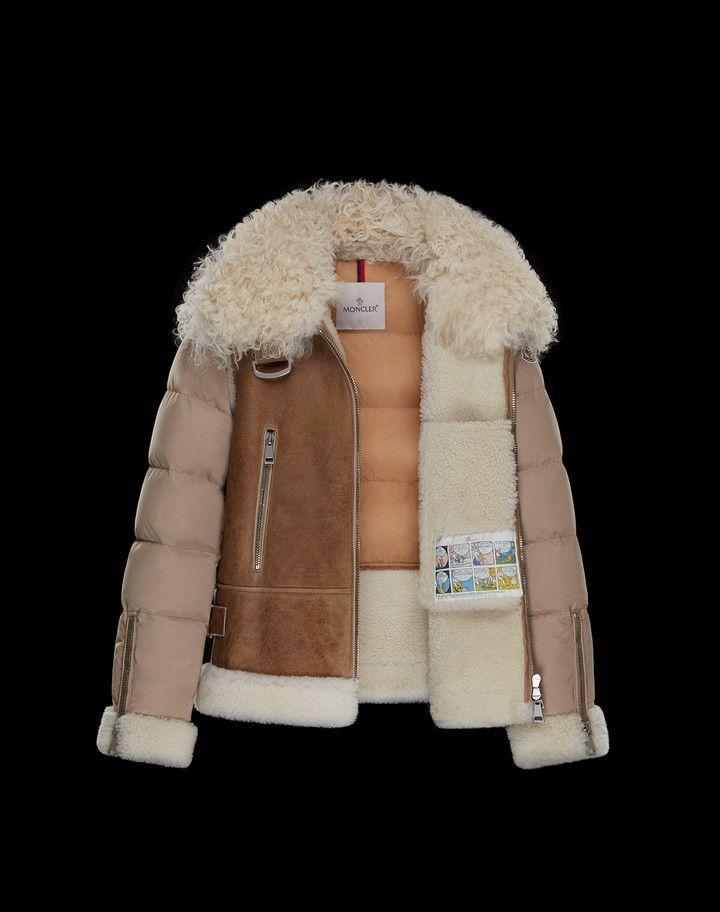 MONCLER KILIA - Overcoats - women