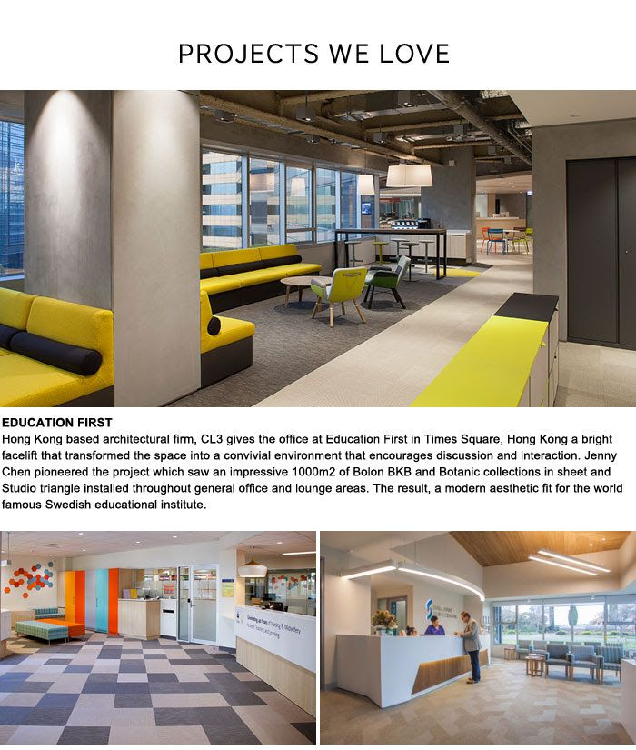 Bolon Review: Projects We Love - margaret@margarethughes.com.au - Margaret Hughes Design Pty Ltd Mail